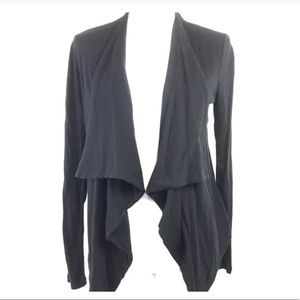 J Crew Size Small Open Front Cardigan Cascading